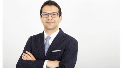 Feisal Jaffer, Head of LXR Hotels (Hilton)