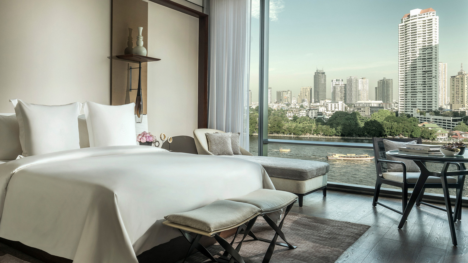 Four Seasons Hotel Bangkok at Chao Phraya River