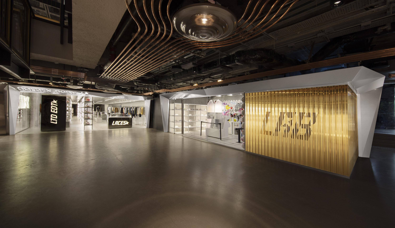 Golden Goose new store Hong Kong at K11 Musea