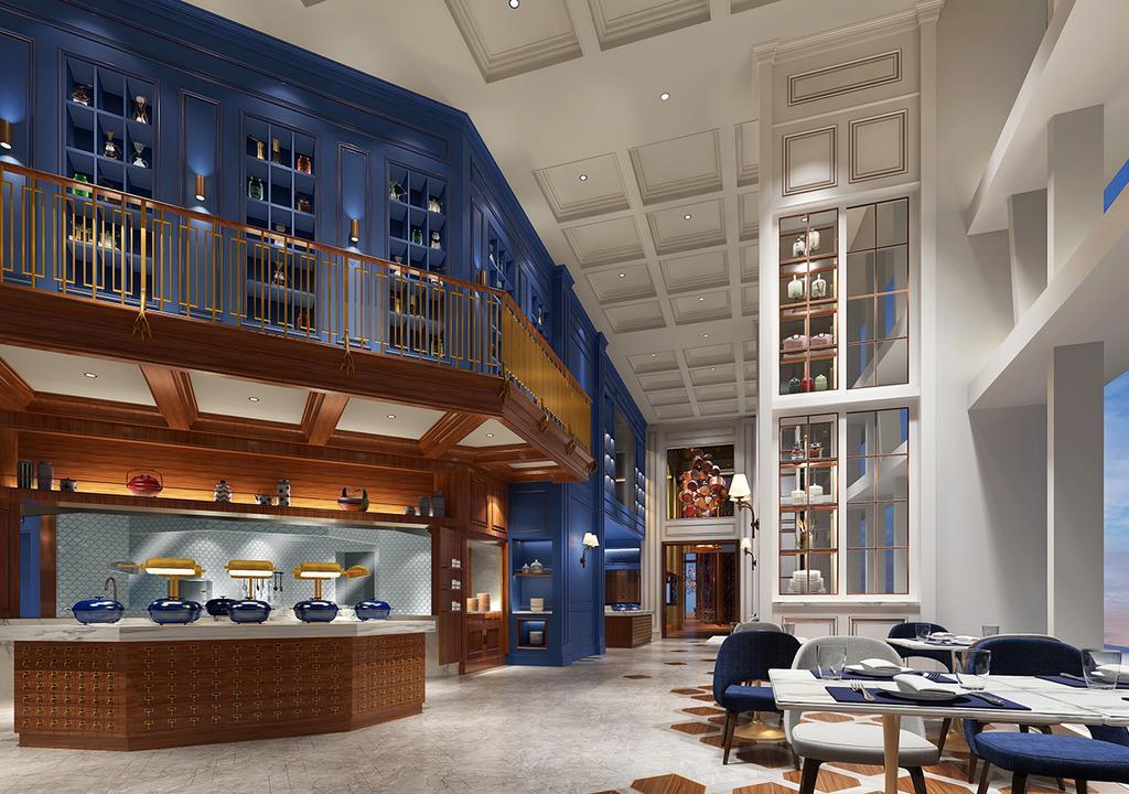 Hilton's Conrad Shenyang