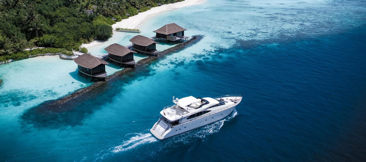 Jumeirah Maldives Vittaveli - MY Vittaveli Superyacht 1