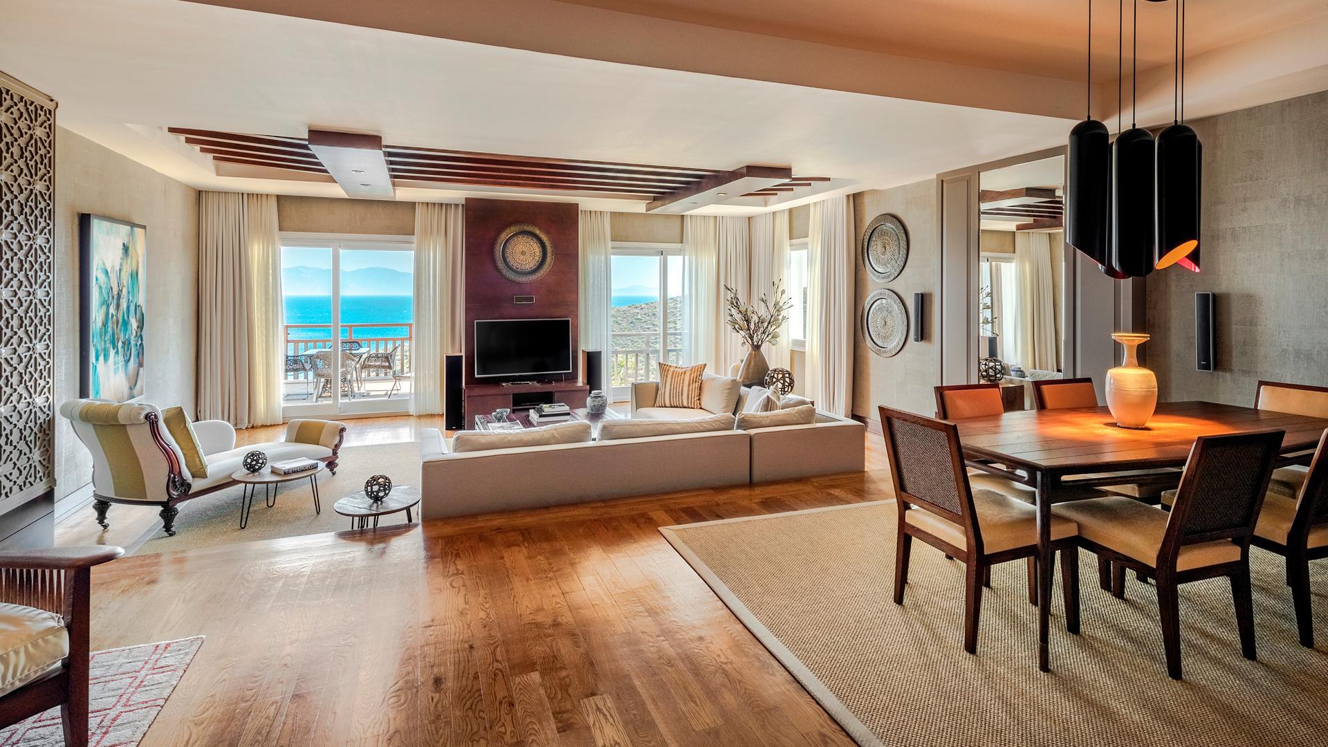 Kempinski Bodrum Barbaros Bay - Presidential Suite