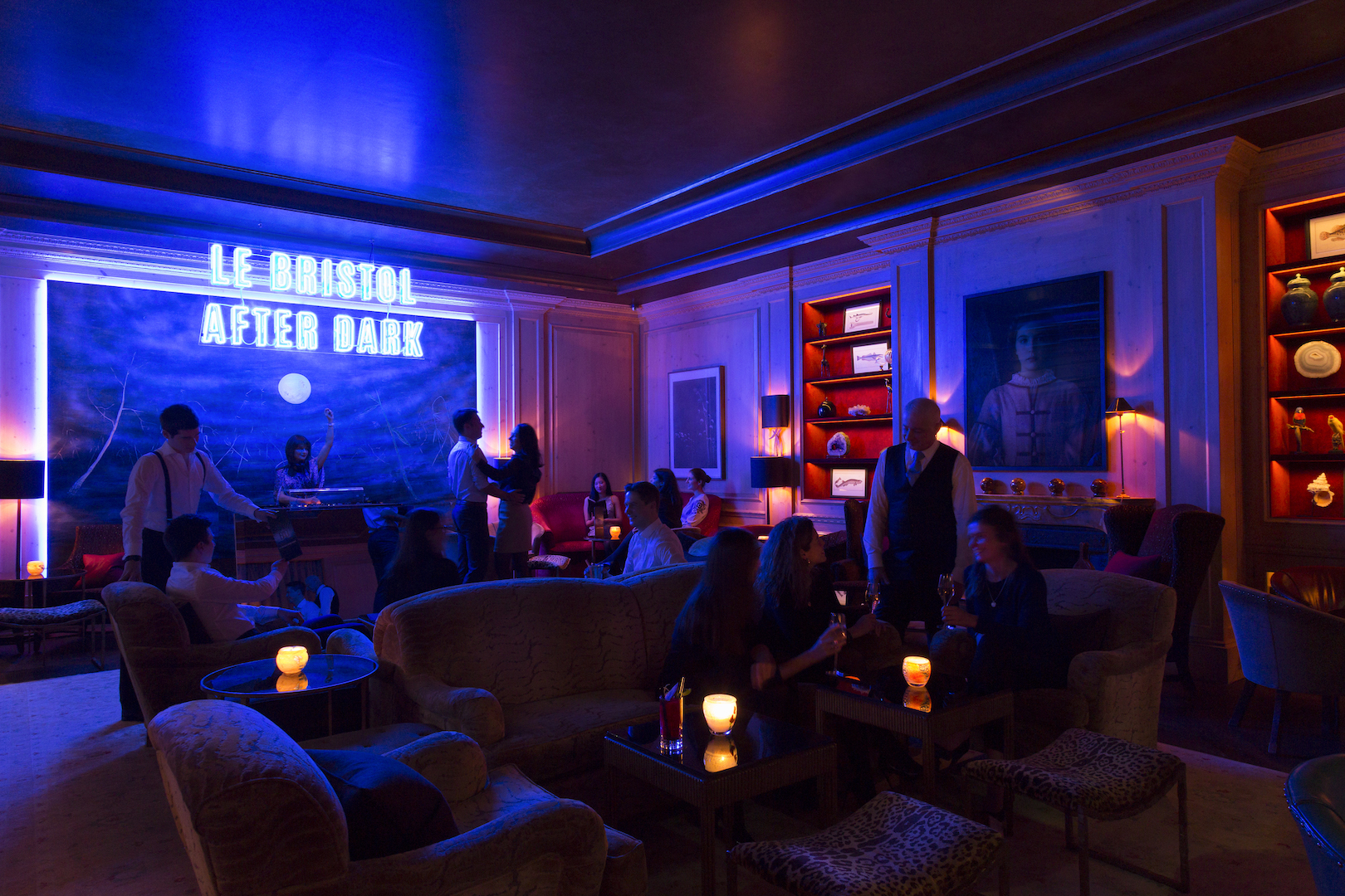 Le Bristol Paris - 'Bristol After Dark' Bar