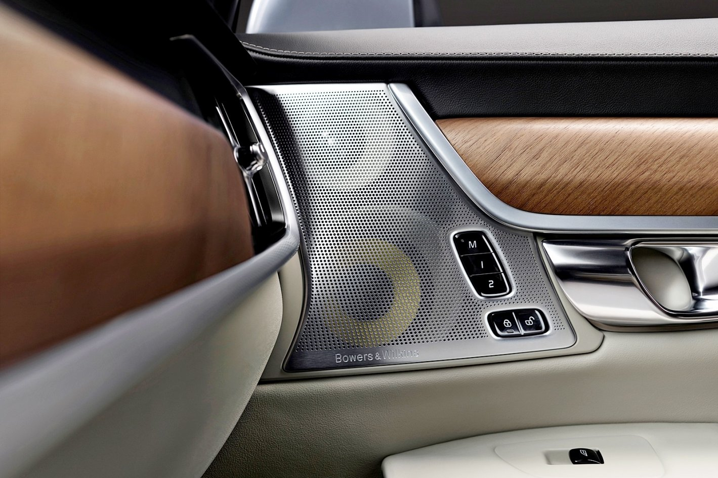Luxury sound system