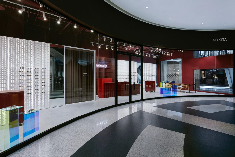 Mykita new store Taipei