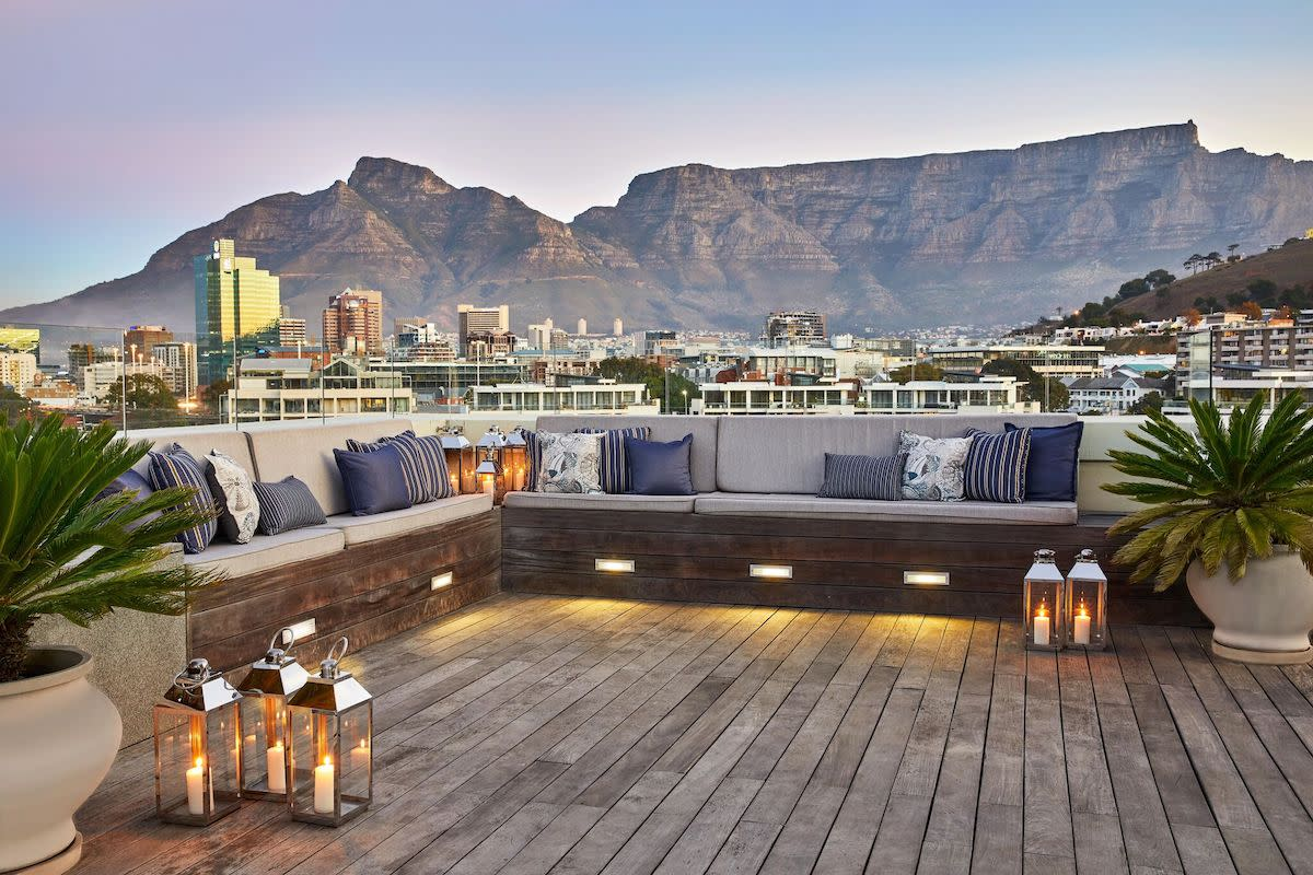 One&Only Cape Town - 'The One Above' penthouse