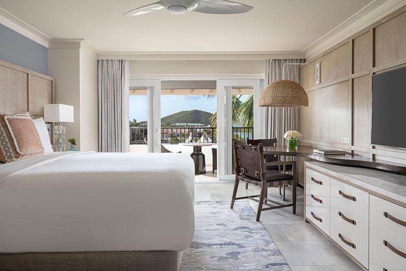Ritz-Carlton St. Thomas renovation