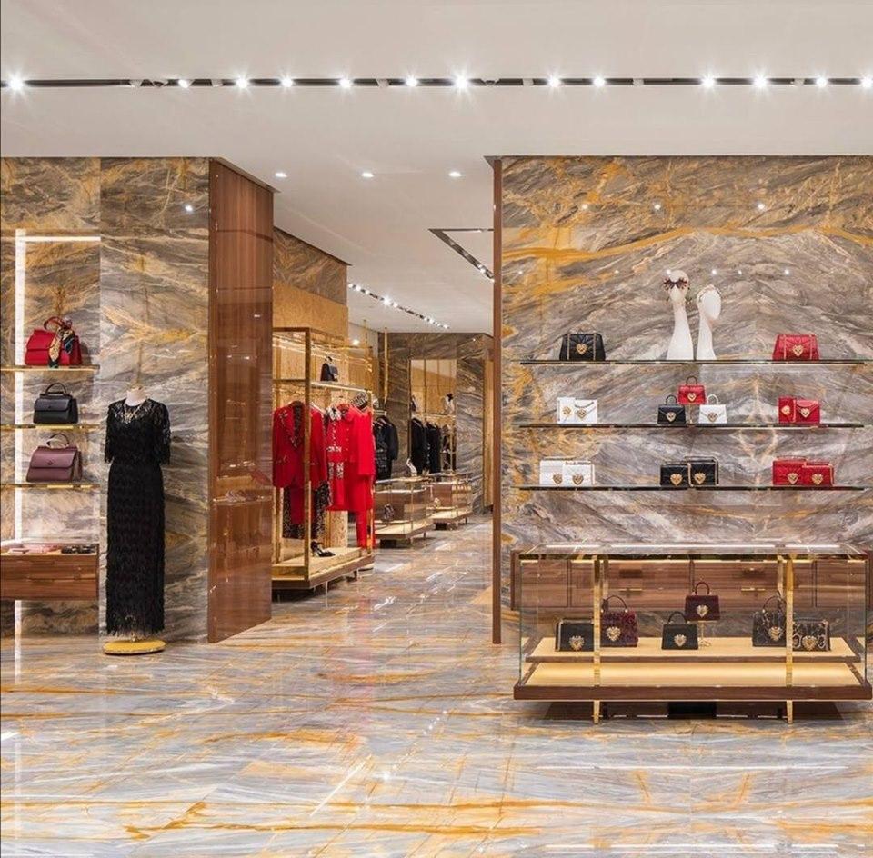 Dolce&Gabbana new store Dallas TX at NorthPark