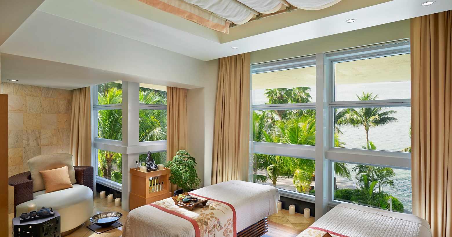 Mandarin Oriental, Miami Spa