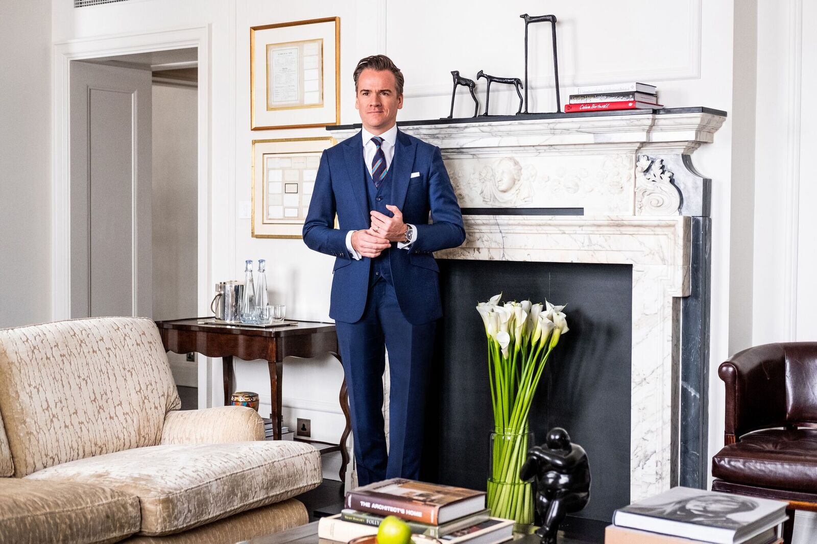 Michael Bonsor, Managing Director, Rosewood London