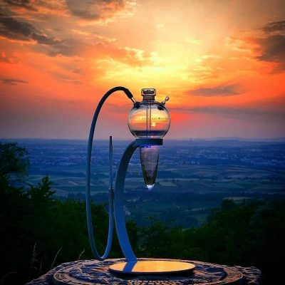 Nebu Universe luxury shisha collection by Smoking Cocktails (globally)