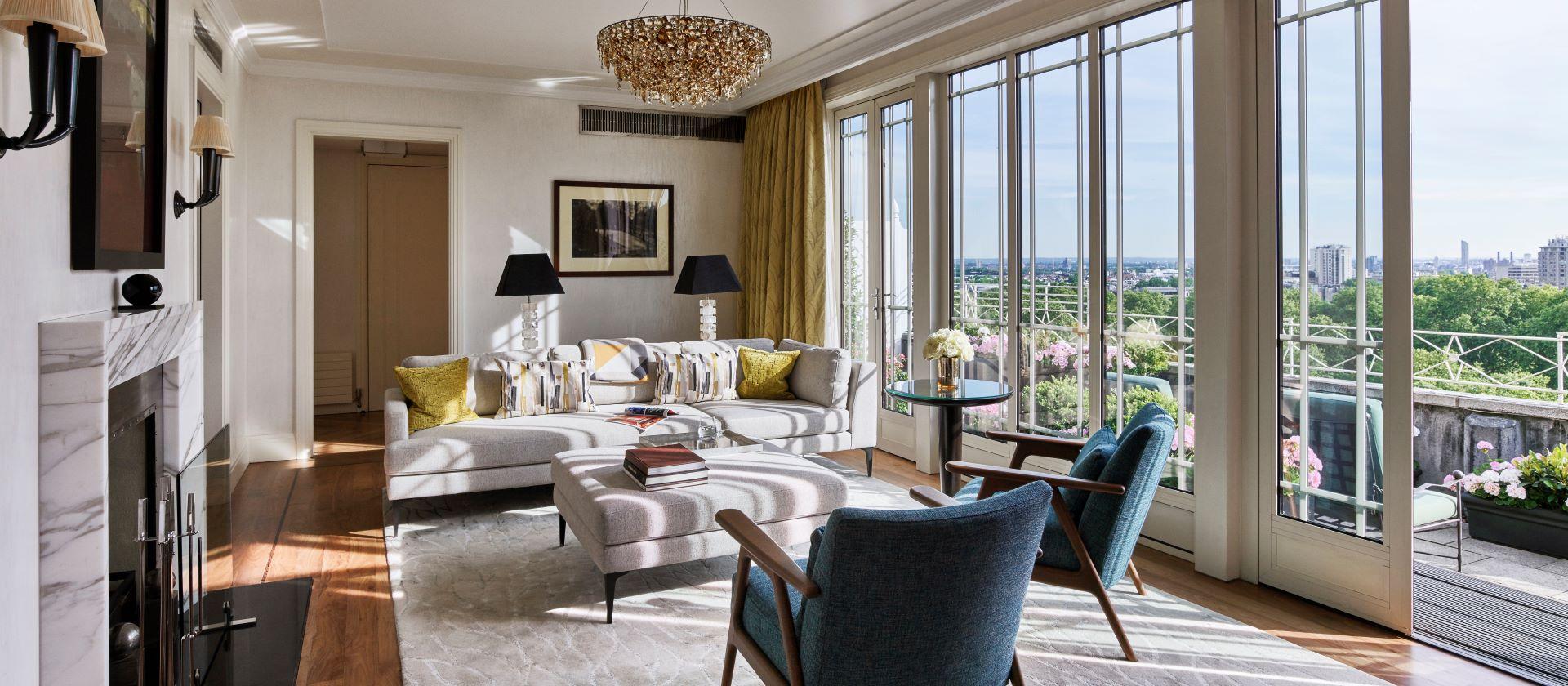 The Dorchester London - Terrace Penthouse