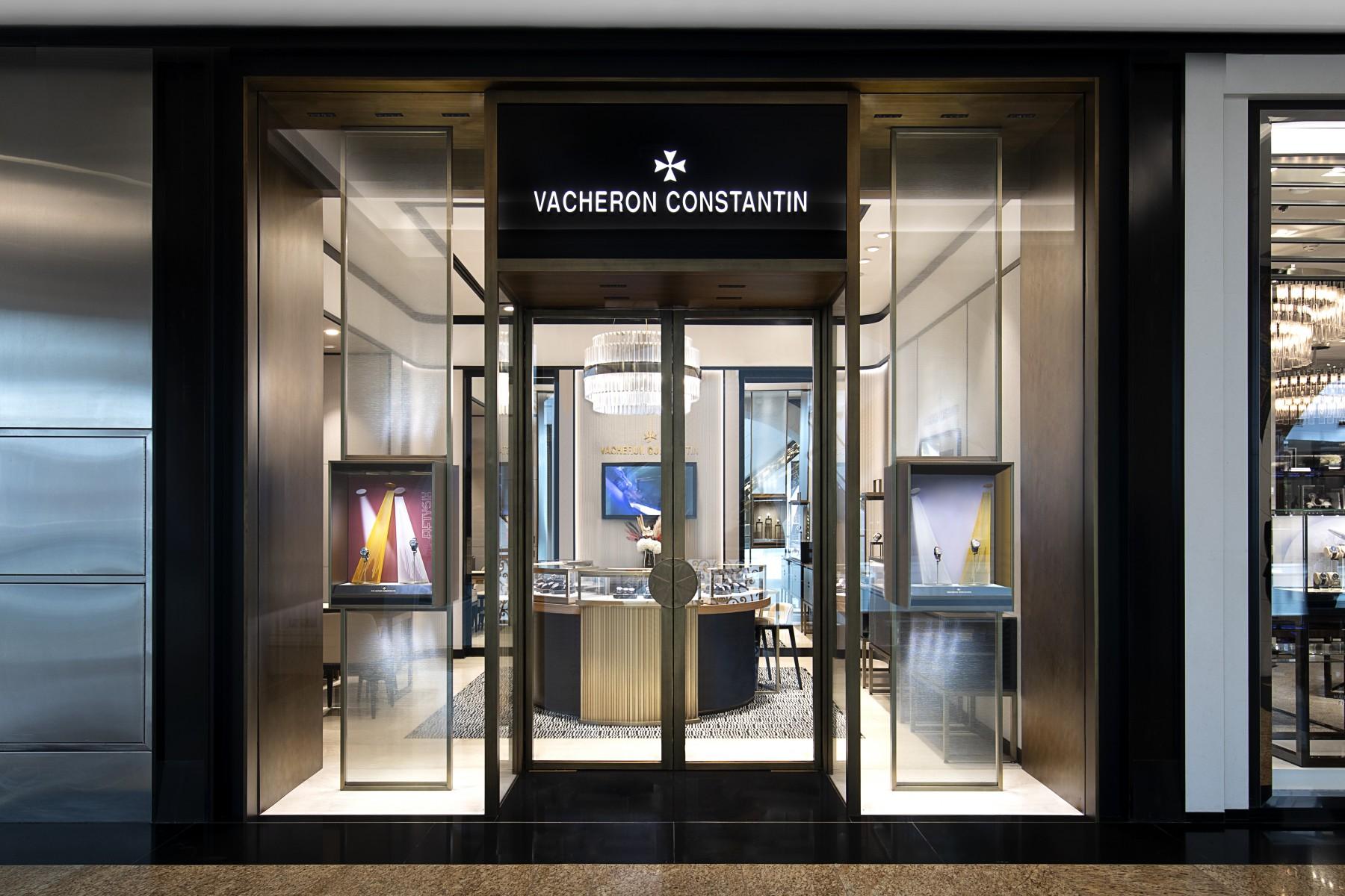 Vacheron Constantin new store Dubai at Mall of Emirates