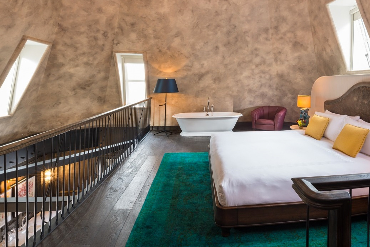 Beekman Hotel New York unveils renovated Turret Penthouse Suite