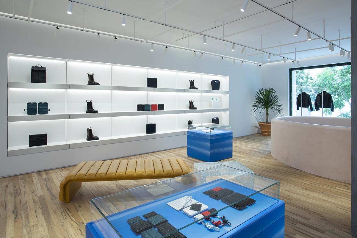 Bottega Veneta new store at Miami Design District