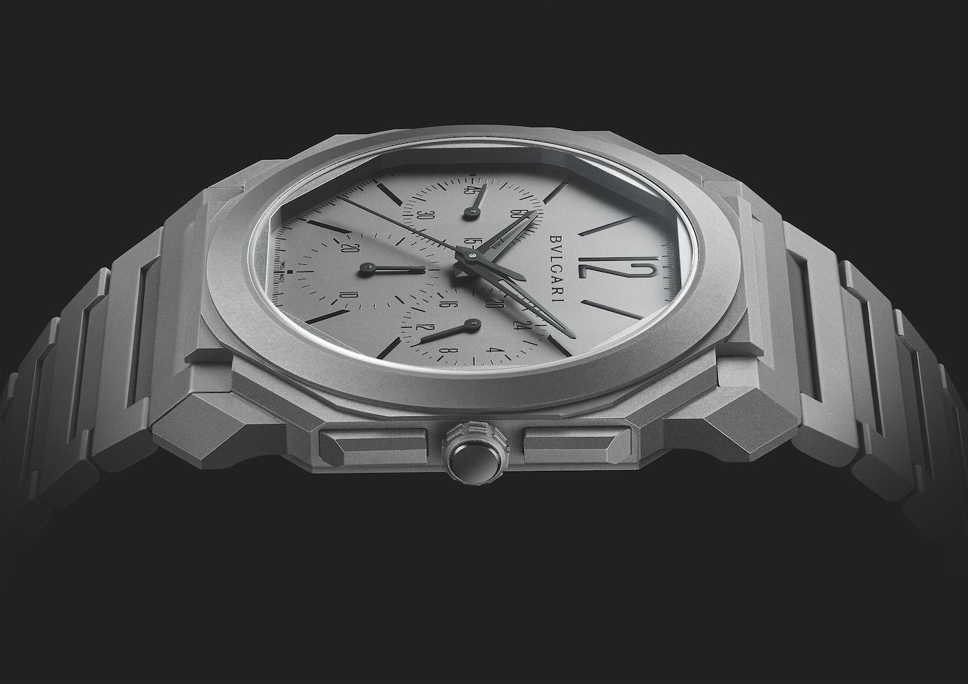 Bulgari Octo Finissimo Chronograph GMT Automatic (GPHG 2019)