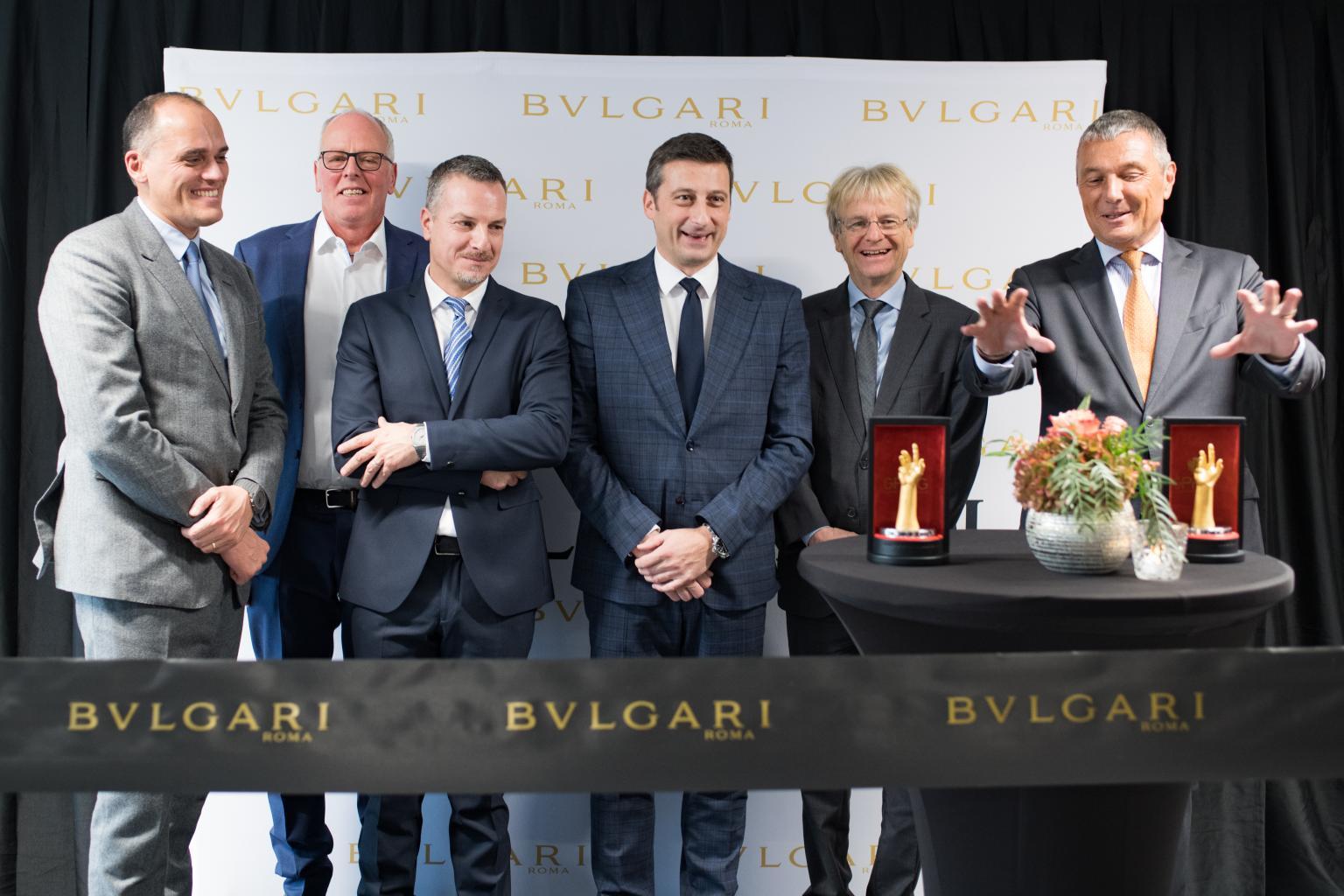 Bulgari opens 'Habillage Workshop' in Saignelegier, Jura (Switzerland)