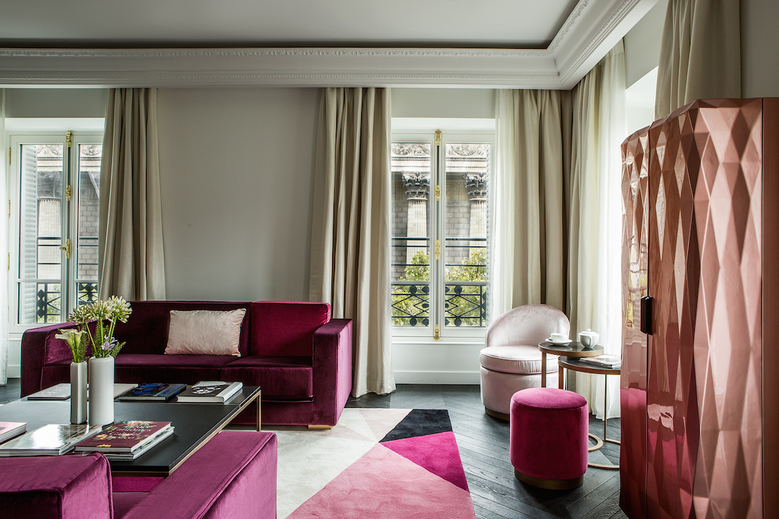Fauchon l'Hotel Paris - suite