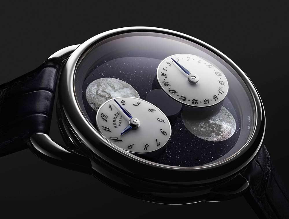 Hermès Arceau L'heure de la lune (GPHG 2019)