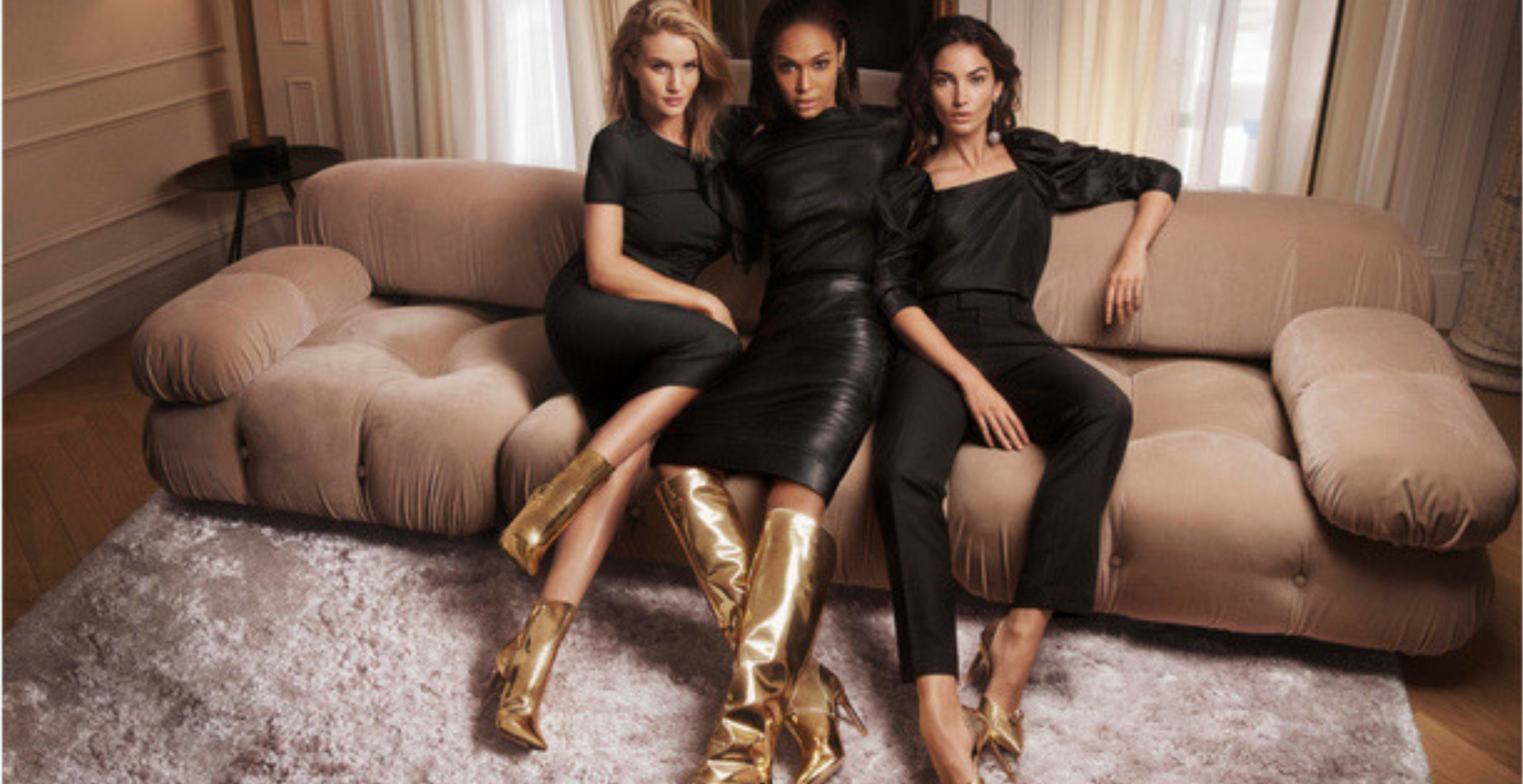 Jimmy Choo Fall Winter 2019 ad campaign