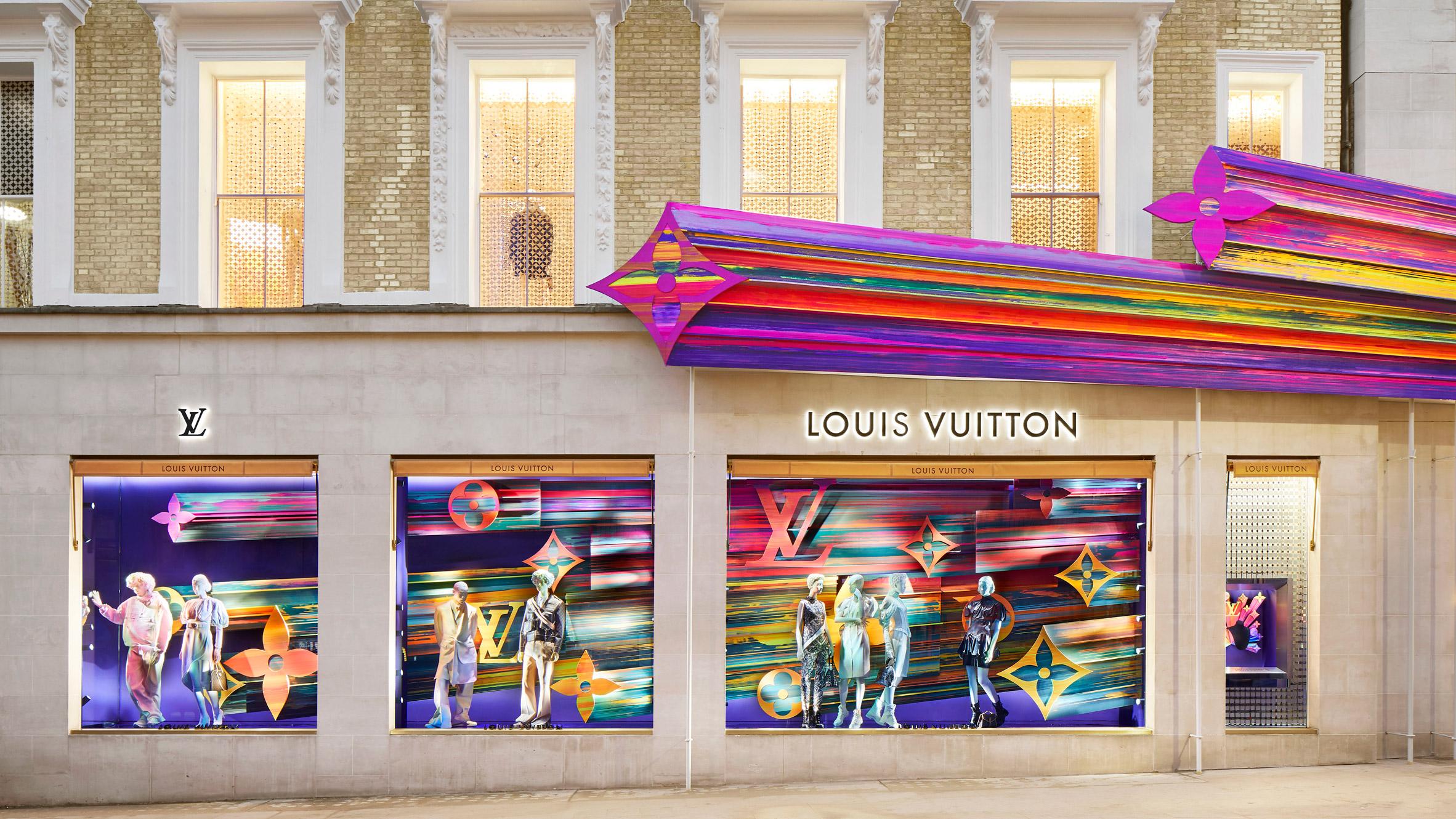 Louis Vuitton new flagship store London