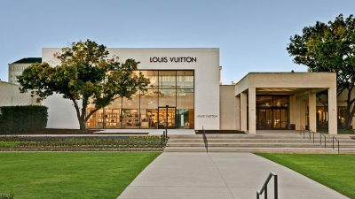 Louis Vuitton store Dallas, Texas