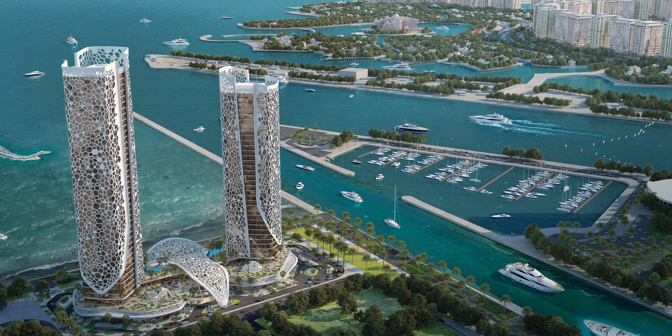 Rosewood Doha at Lusail City, Qatar