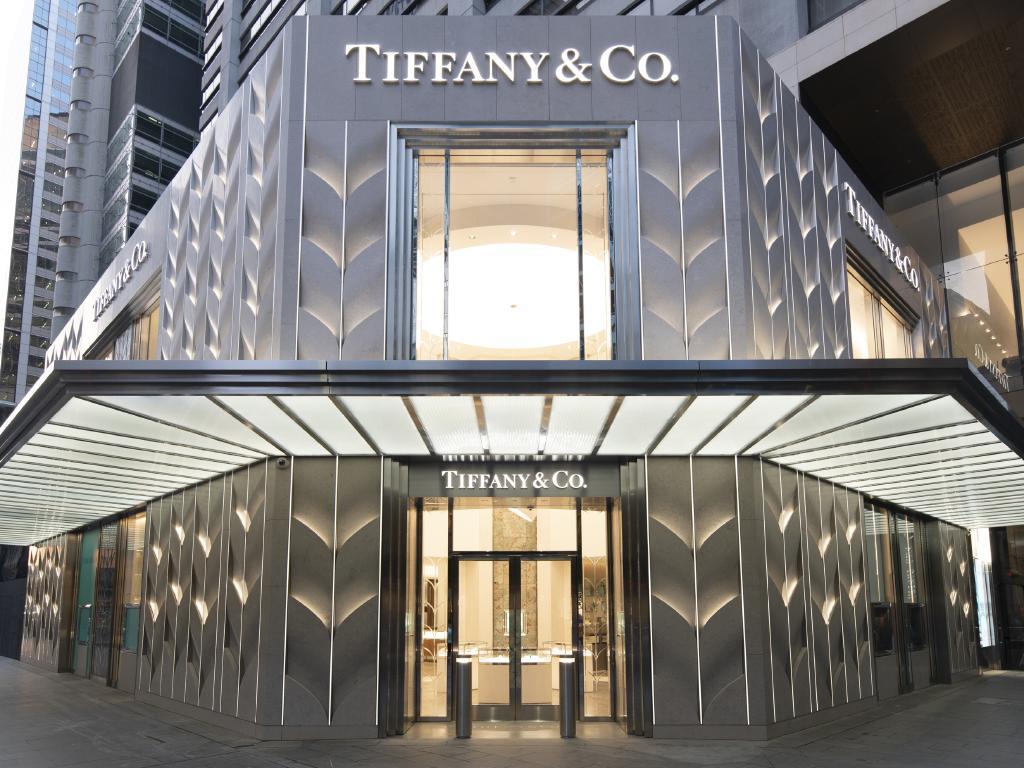 Tiffany & Co store Sydney