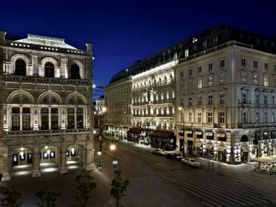 Vienna Opera and Hotel Sacher