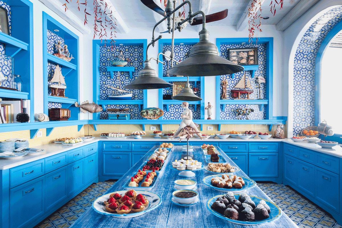 Capri Palace, Jumeirah opening 2020 restaurant