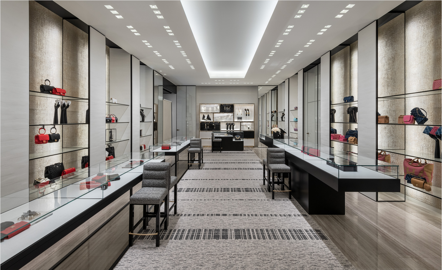 Chanel new store Montreal at Holt Renfrew Ogilvy