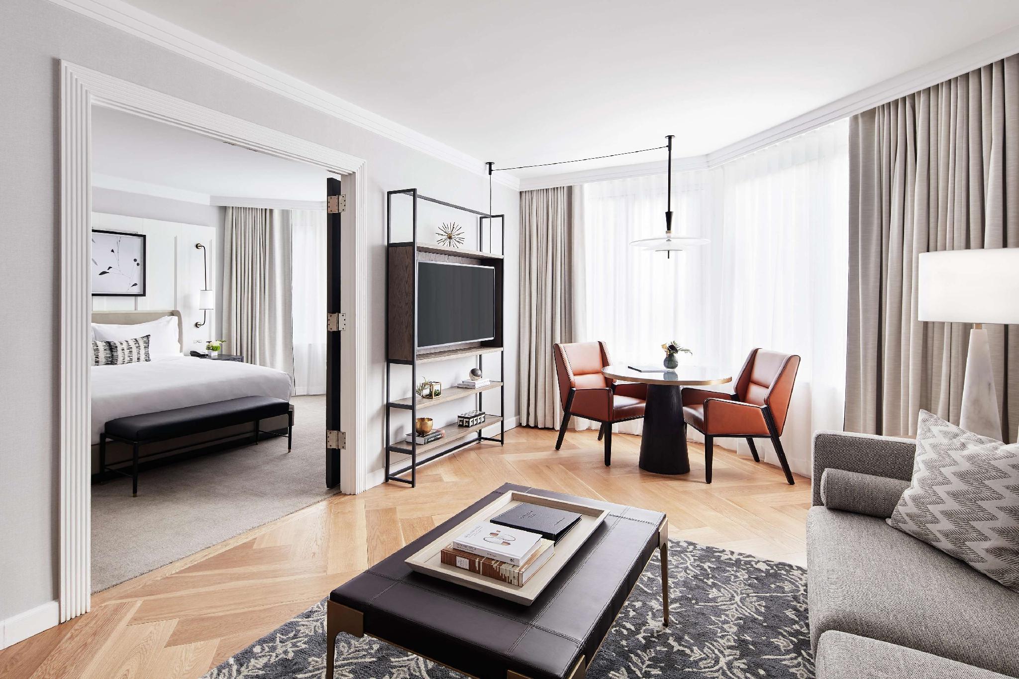 Conrad New Tork Midtown - suite