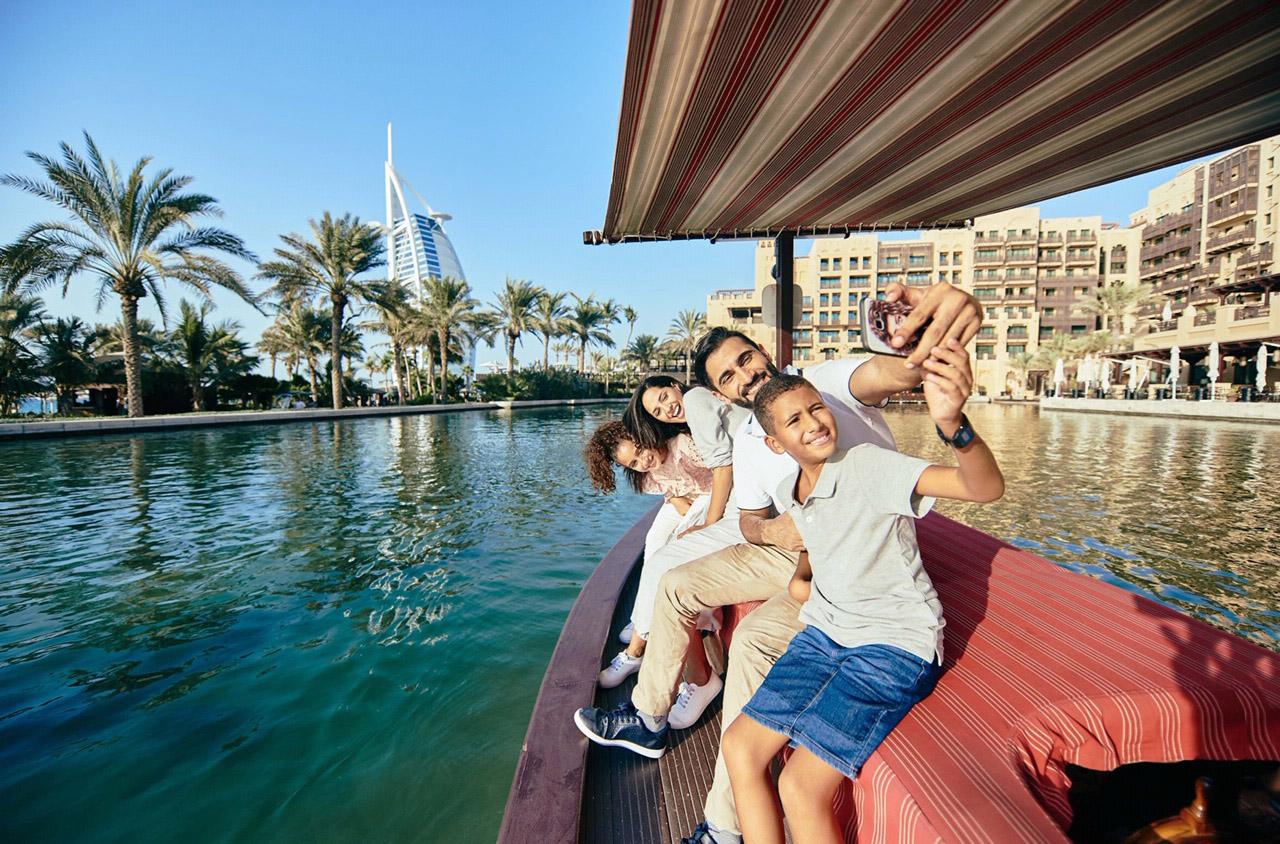 Dubai Tourism volumes on the increase