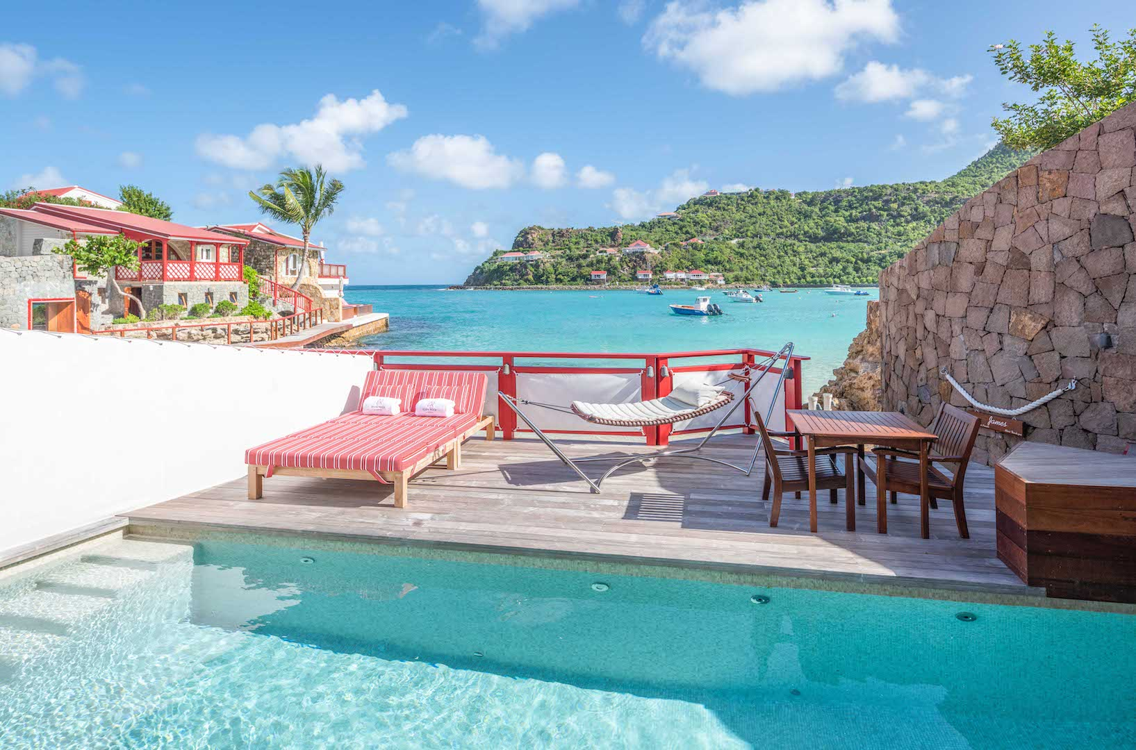 Eden Rock St Barths - Diamond Suite James
