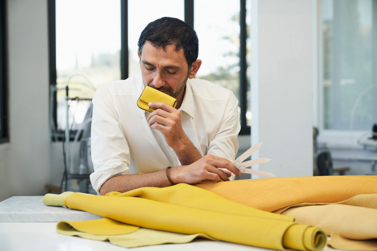 Fendi collaboration with Maison Francis Kurkdjian