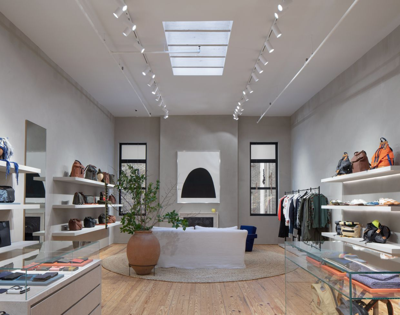LOEWE new store SoHo, New York City
