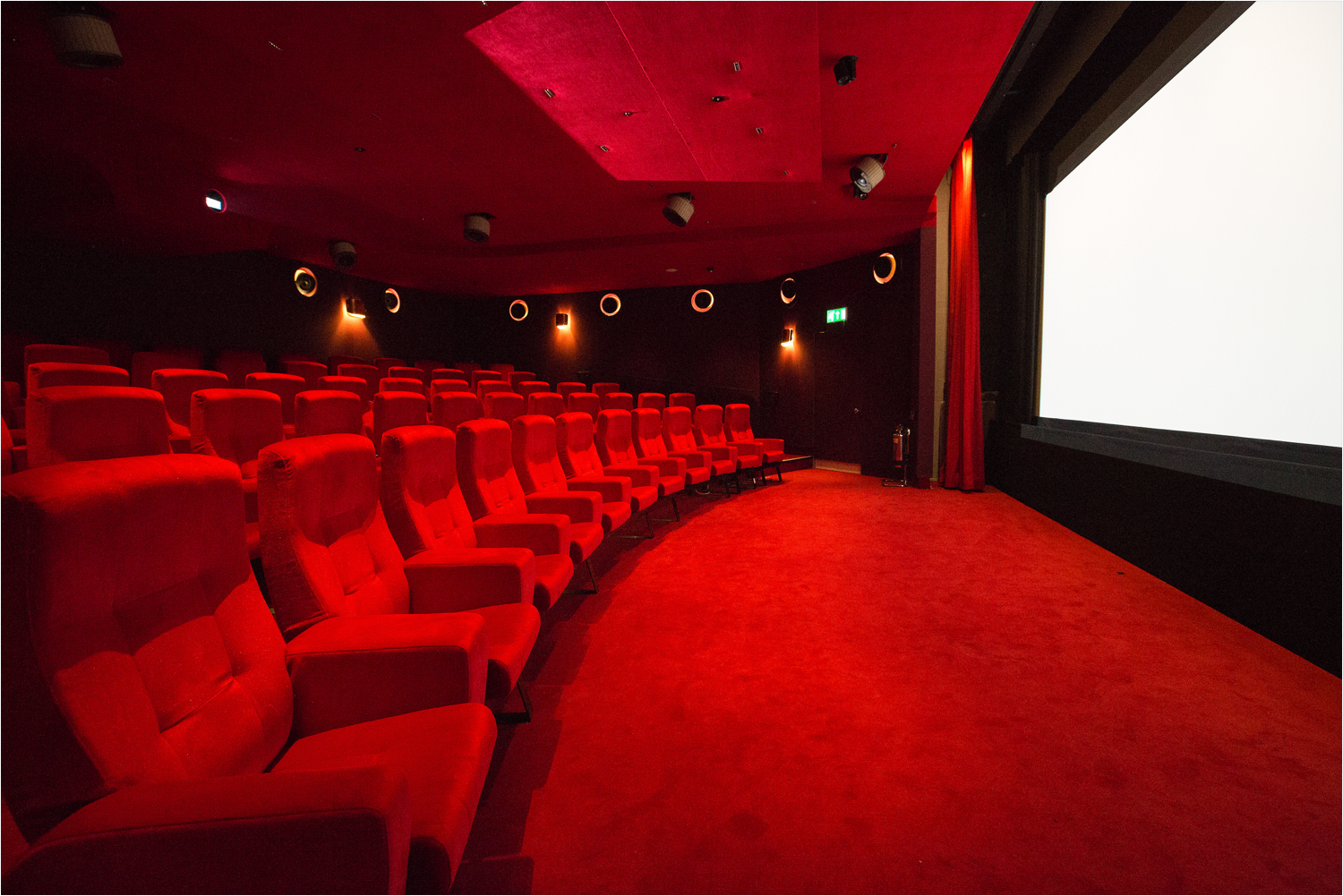 Selfridges Cinema