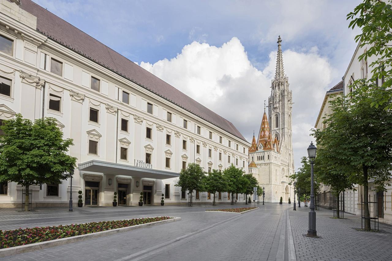Hilton Budapest (Buda, Castle Hill)