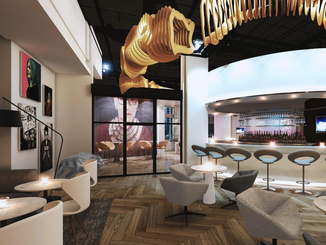 Hotel Zena, Washington DC (Viceroy Hotel Group)