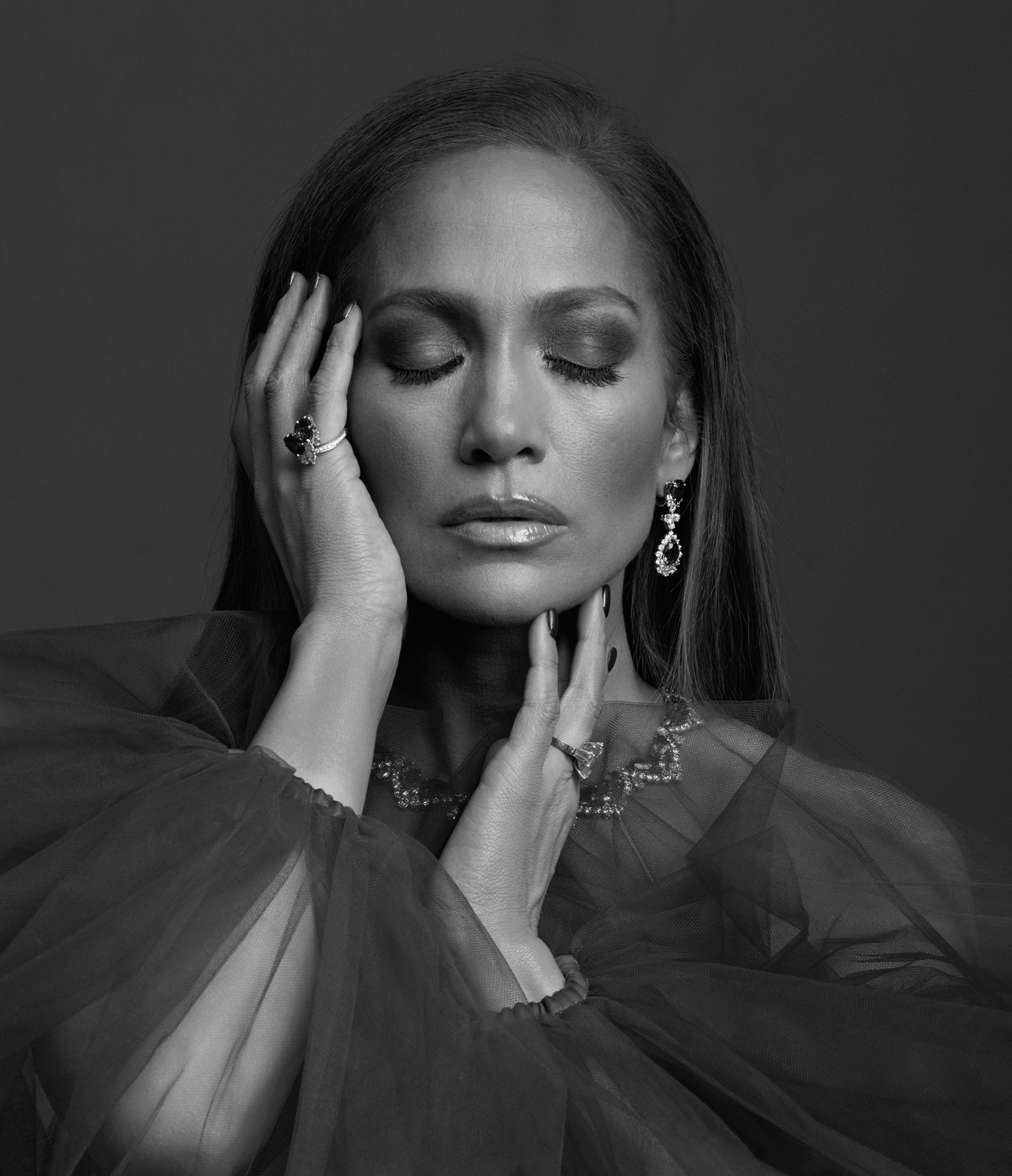 Jennifer Lopez, Vanity Fair Feb. 2020 PHOTOGRAPH BY ETHAN JAMES GREEN