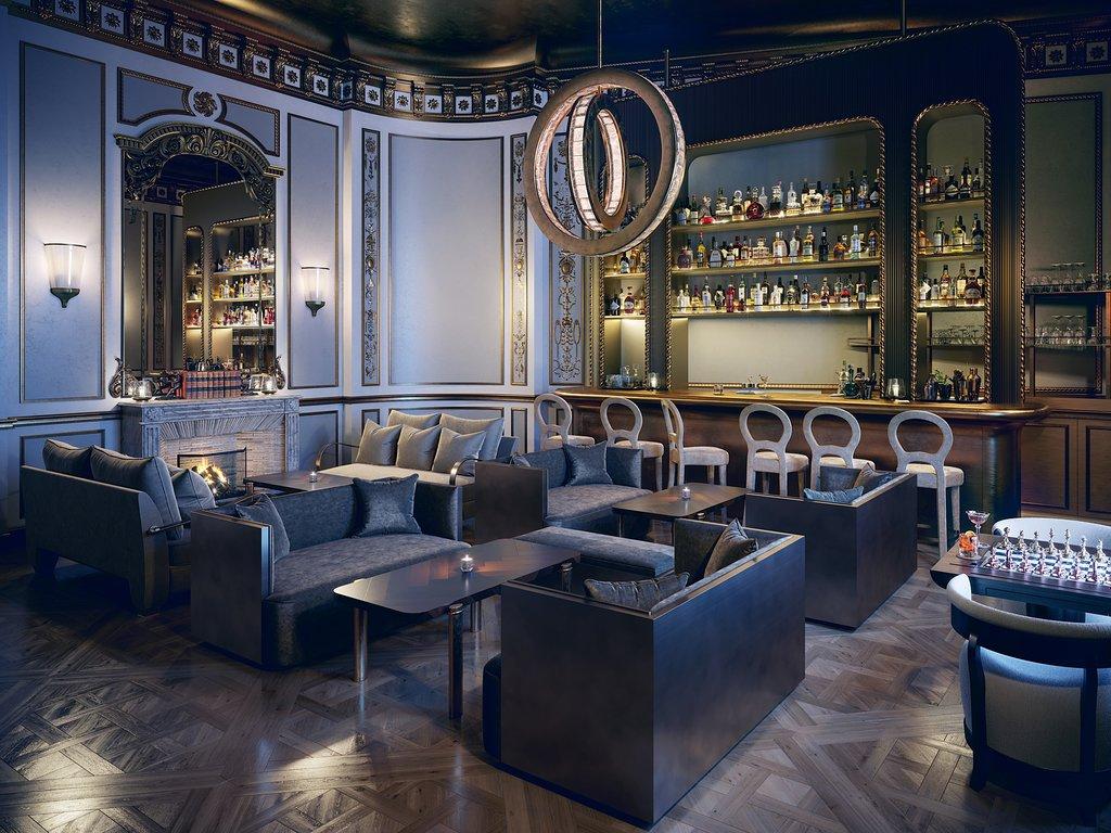 L'Hotel Particulier Villeroy, Paris - Bar Goujon