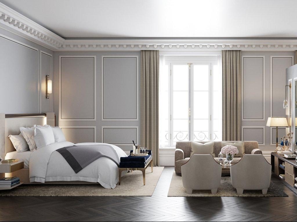 L'Hotel Particulier Villeroy, Paris suite
