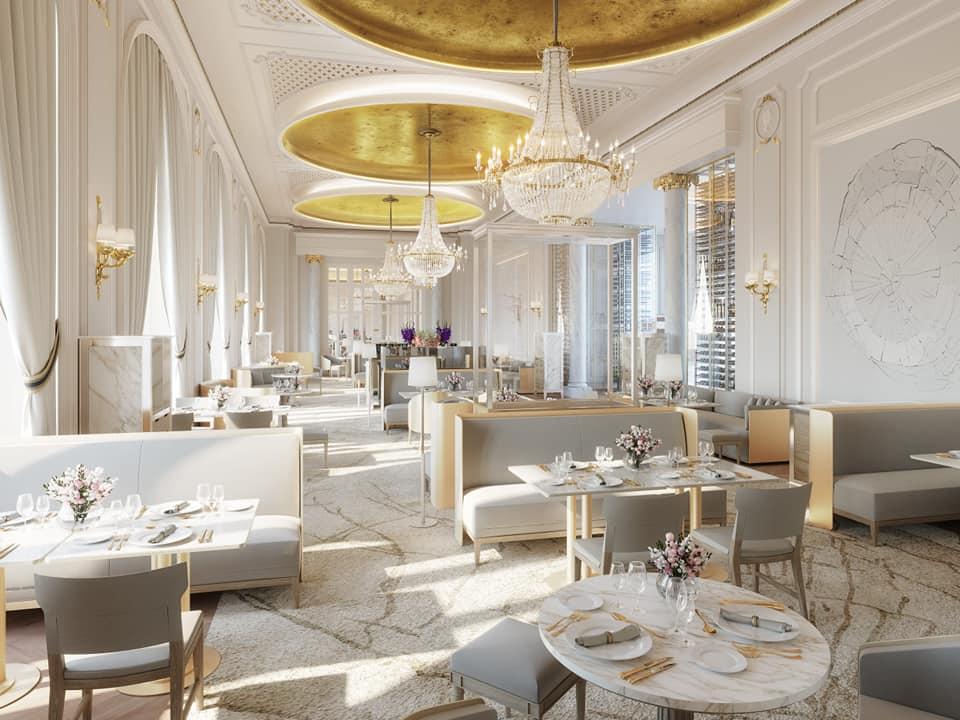 Mandarin Oriental Ritz, Madrid opens July 2020 - Restaurant