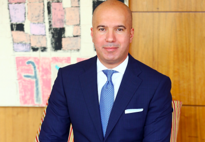 Georges Ojeil, luxury hotelier (General Manager)