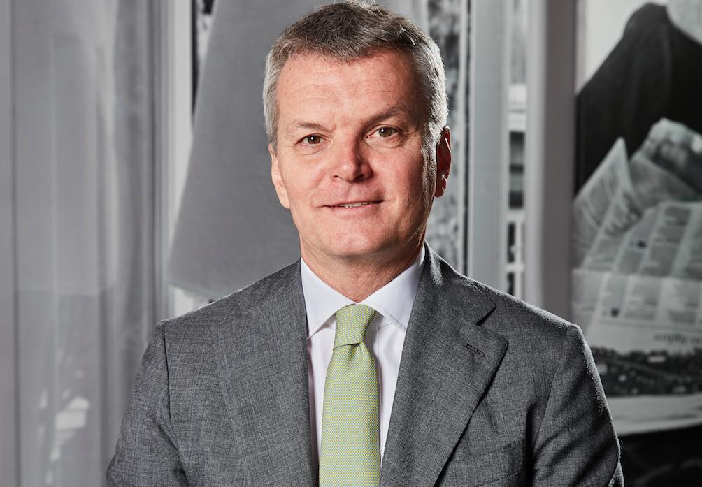 Filippo Arnaboldi CEO Frette