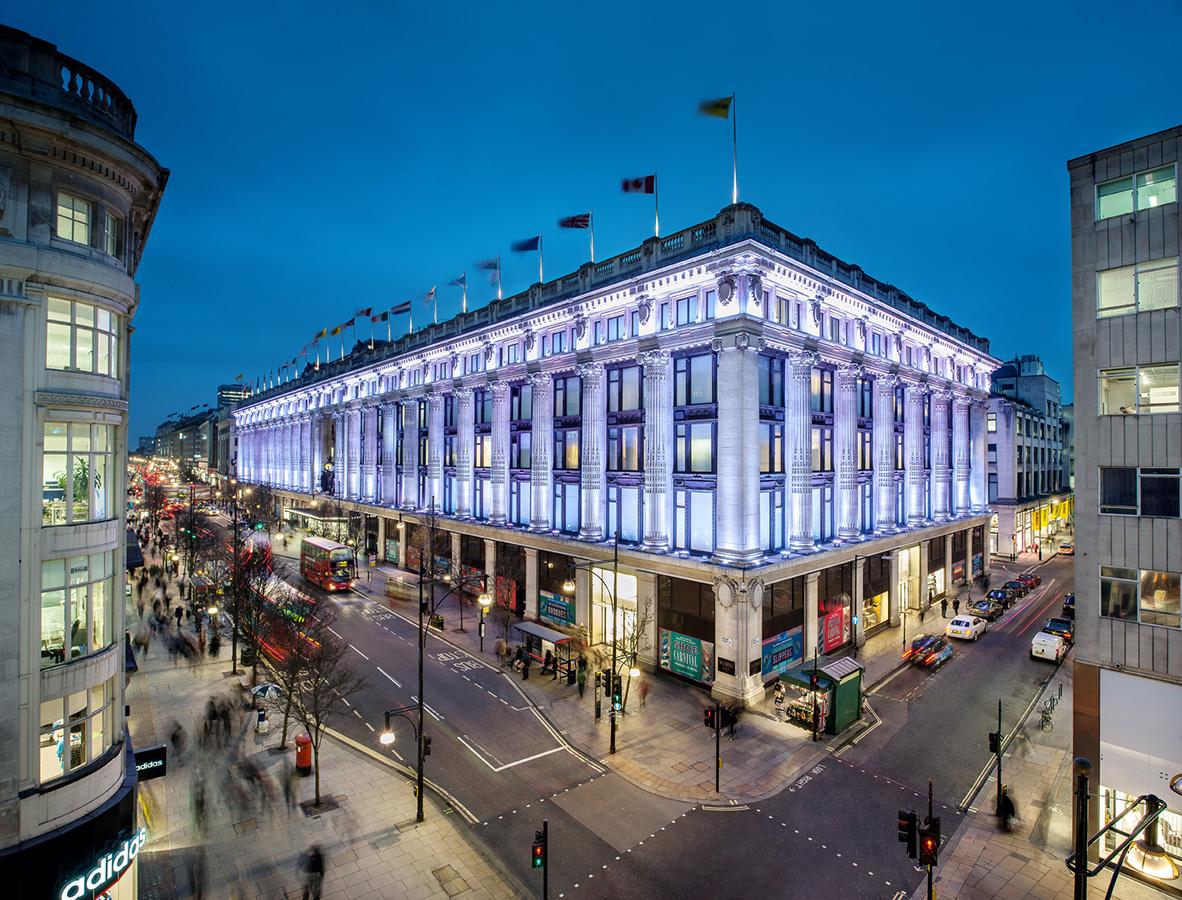 Selfridge's London