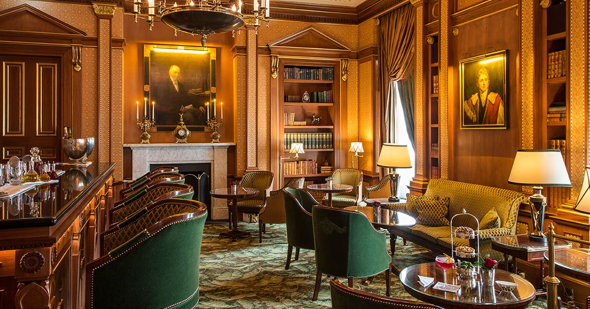 The Lanesborough - The Library Bar