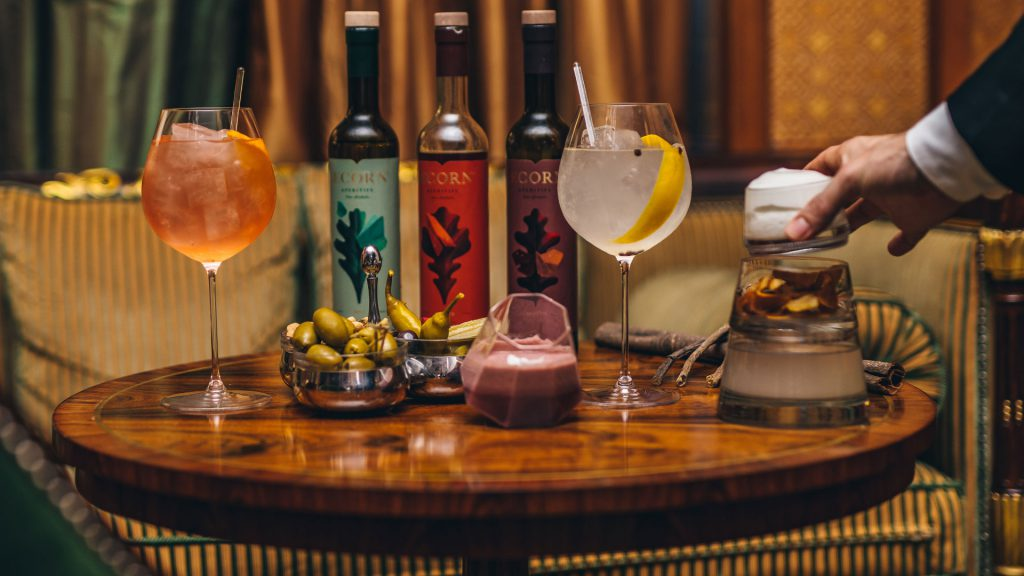 The Lanesborough - The Library Bar 'Dry January' 2020
