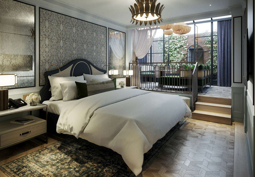 The Mayfair Townhouse London, Iconic Luxury Hotels