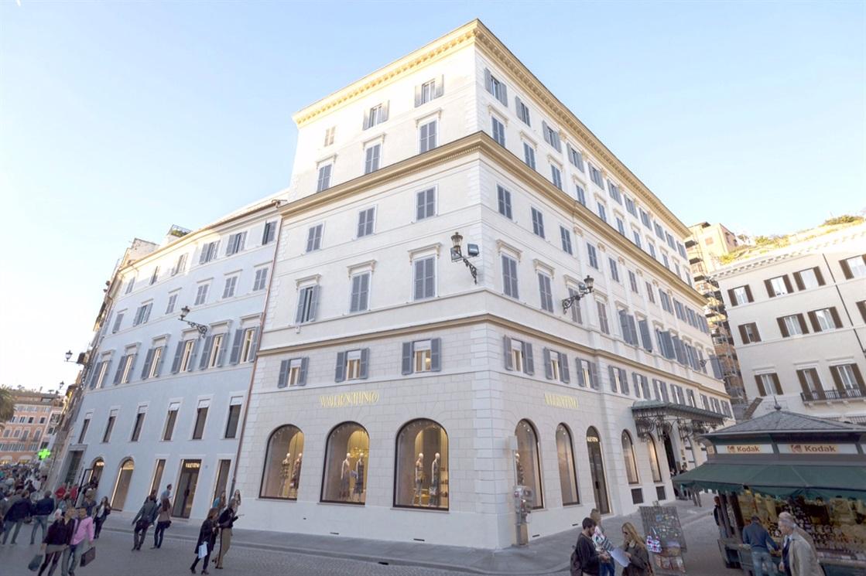 VALENTINO headquarters Rome